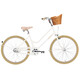 Creme Mini Molly 24 2-speed automatix white